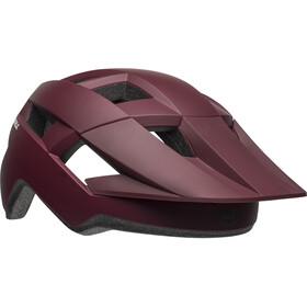 Bell Spark Cykelhjelm Damer, virago matte maroon/slate/sand
